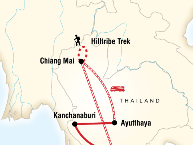 Northern Thailand Experience