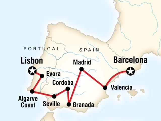 Best of Spain & Portugal