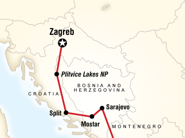 Discover the Balkans