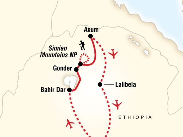 Mysteries of Ethiopia