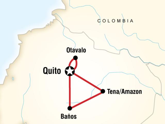 Ecuador Quest
