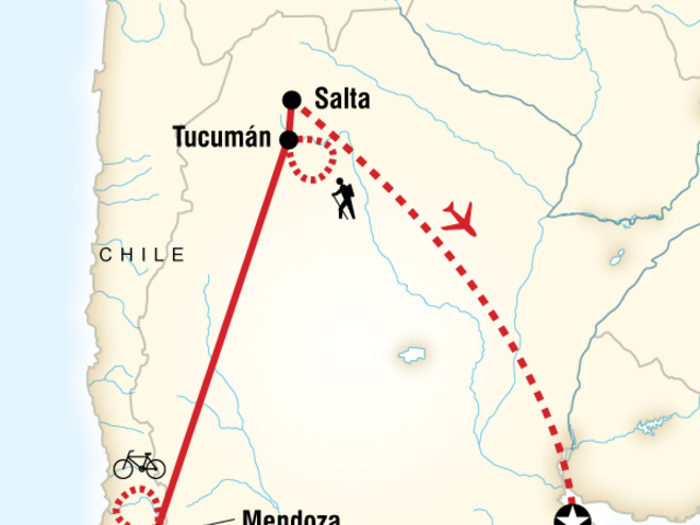 Active Chile & Argentina