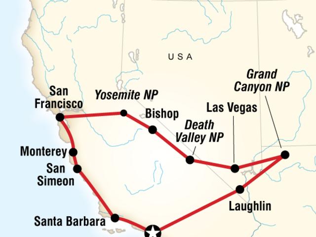 Western Express Loop