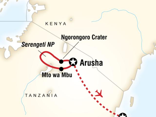 Tanzania & Zanzibar Adventure