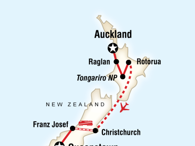 New Zealand in Style