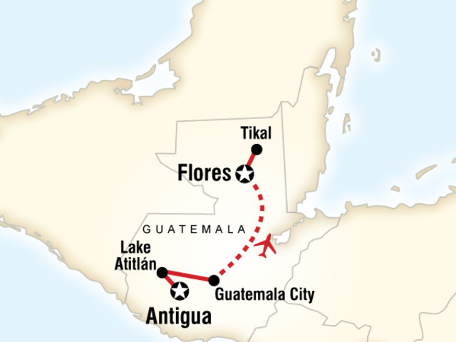 Guatemala Journey