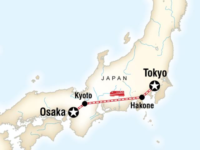 Japan on a Shoestring