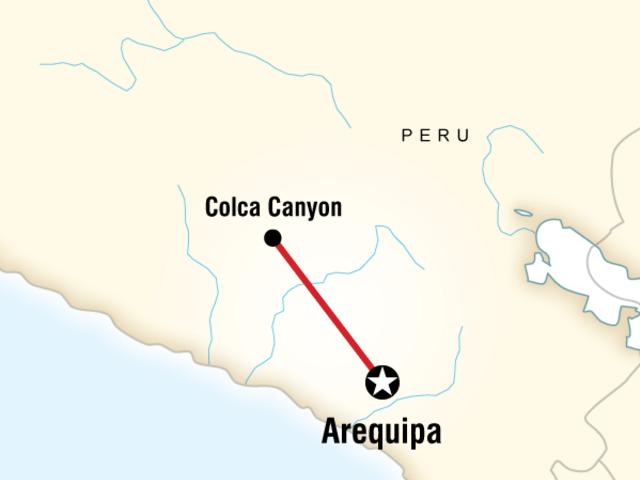 Discover Arequipa & Colca Canyon