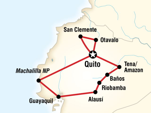 The Ecuador Experience