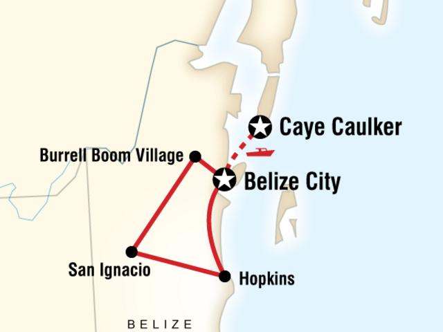 Belize Explorer