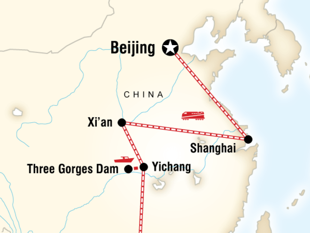China on a Shoestring–Hong Kong to Beijing