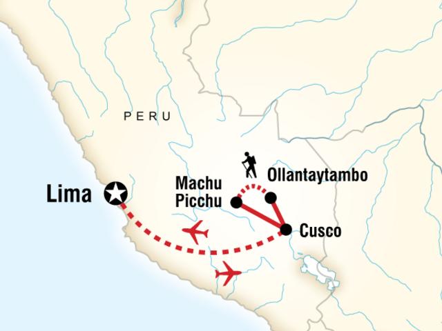 Inca Discovery Plus