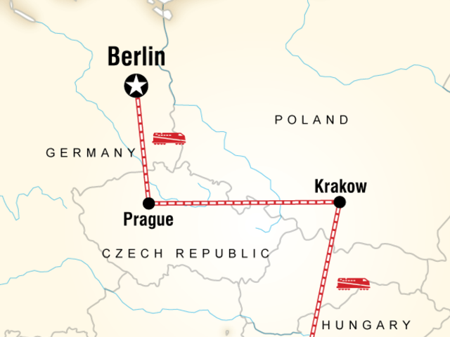 Budapest to Berlin on a Shoestring