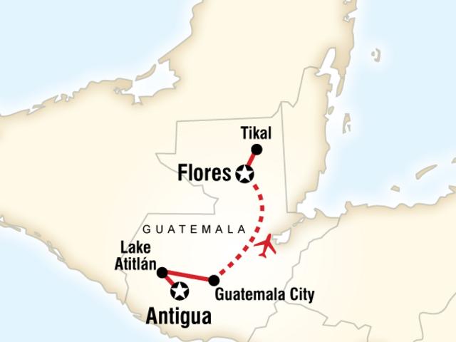 Guatemala Journey