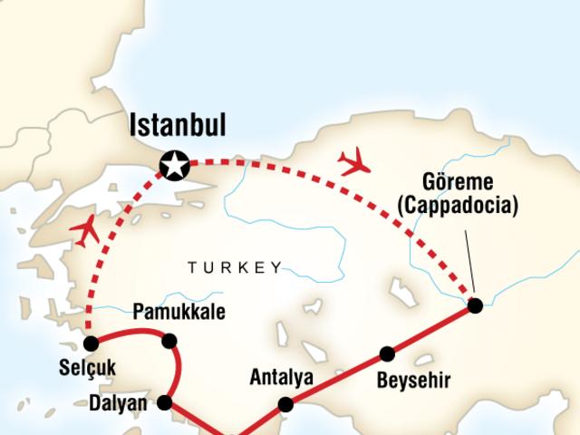Turkey Explorer