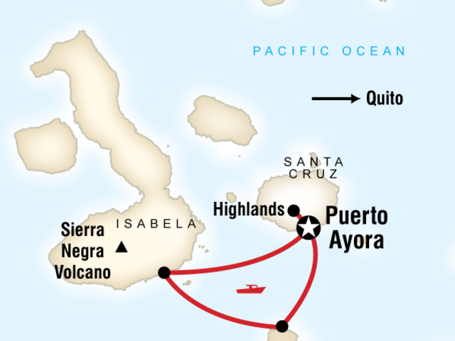 Galápagos Express Camping Adventure