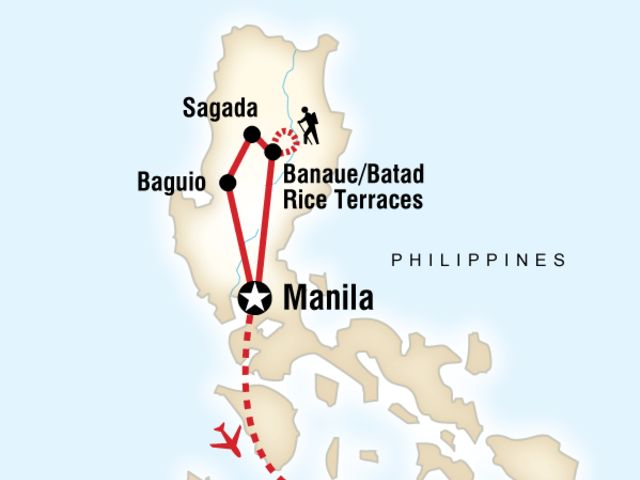 Philippines–Manila to Boracay on a Shoestring
