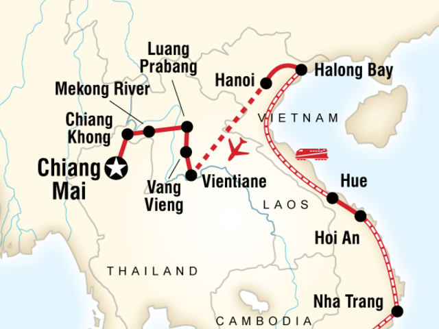 Vietnam & Laos on a Shoestring