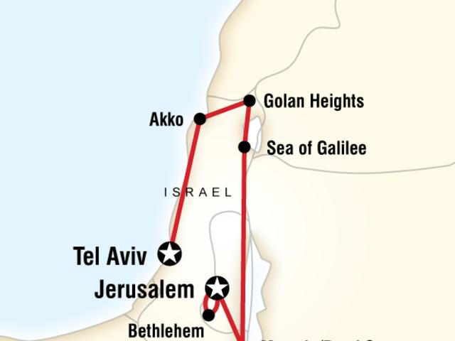 Highlights of Israel