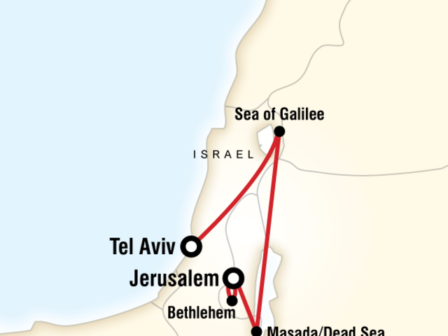 Israel and Beyond
