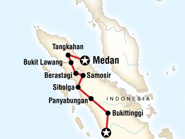 Highlights of Sumatra