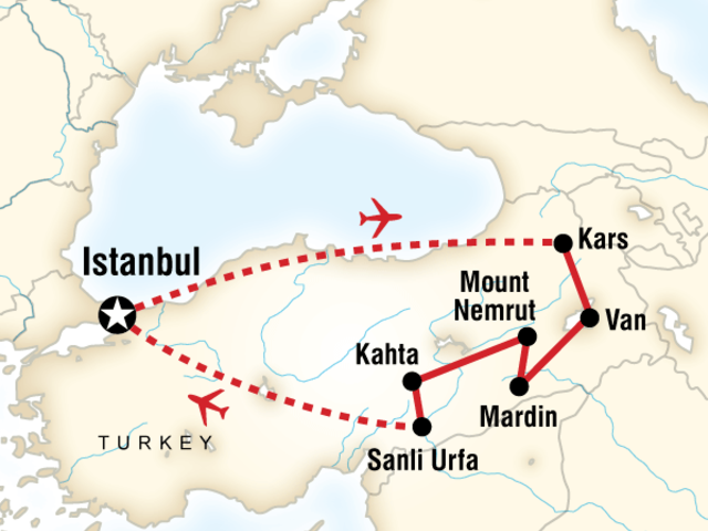 Eastern Turkey Adventure