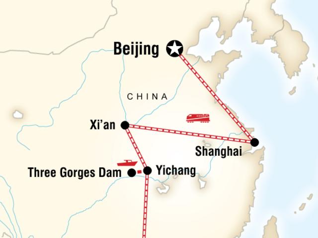 China on a Shoestring–Hong Kong to Beijing