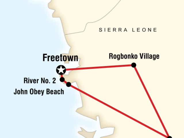 Sierra Leone Uncovered