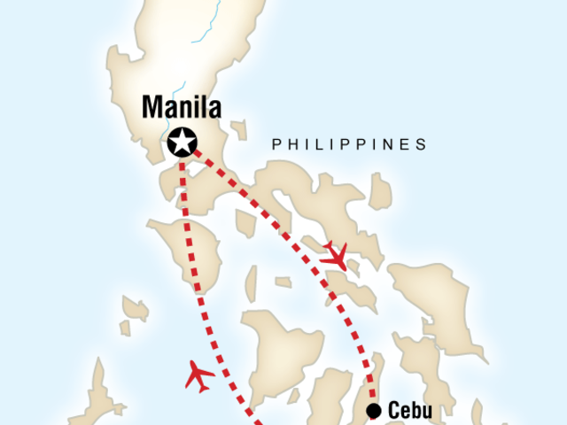 Islands of the Philippines on a Shoestring