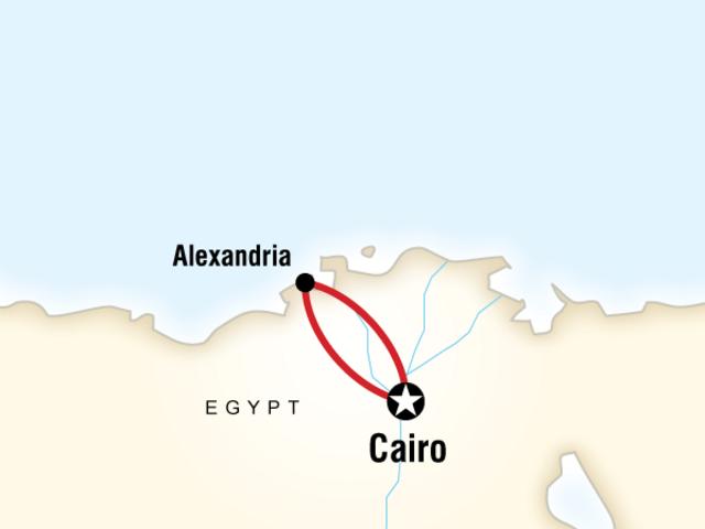Alexandria Independent Adventure