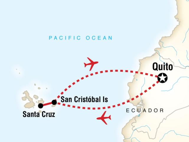 Family Land Galápagos — Multi-Activities