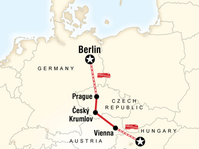 Explore Central Europe