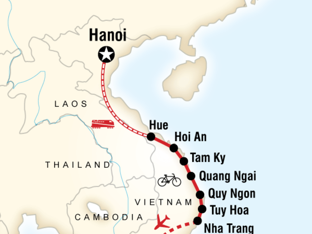 Cycle Vietnam