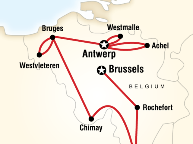 Belgian Beer Tour