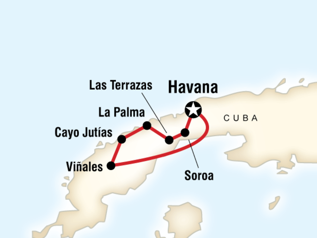 Cycle Cuba