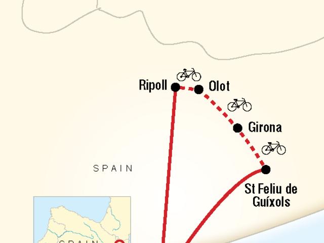 Northern Spain by Bike