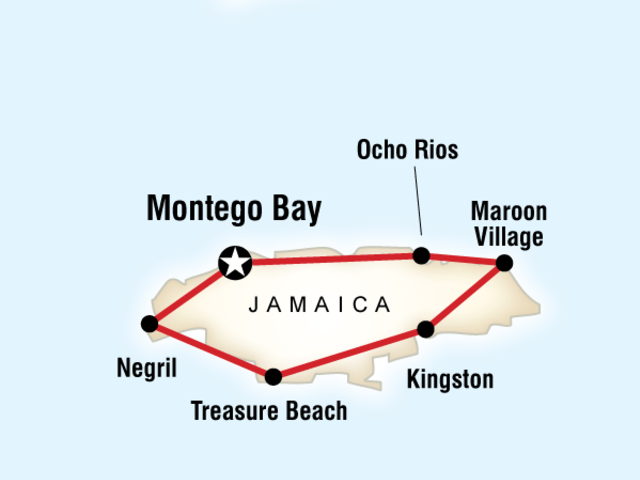 Jamaica Encompassed