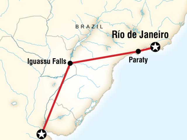 Brazil & Argentina on a Shoestring