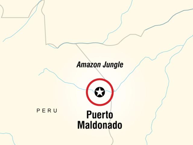 G Lodge Amazon - 6 days