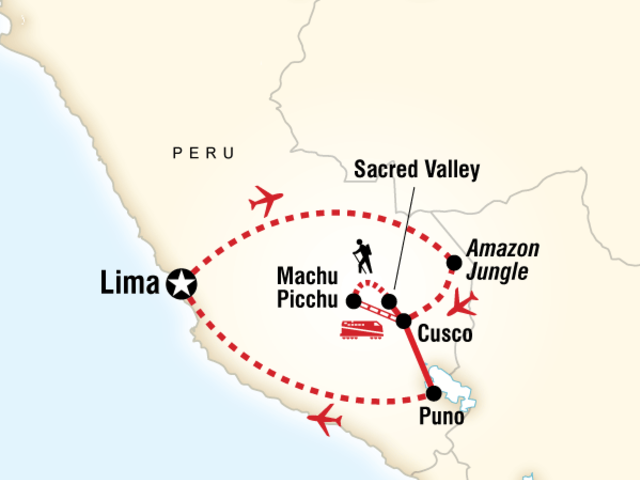 Iconic Peru
