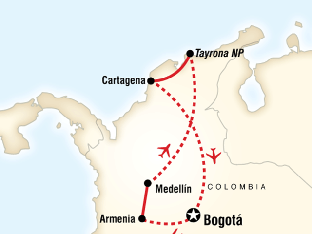 Colombia Journey