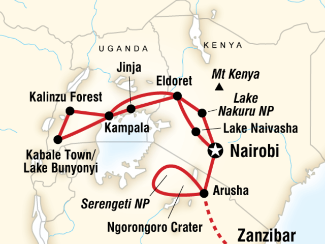 Ultimate East Africa