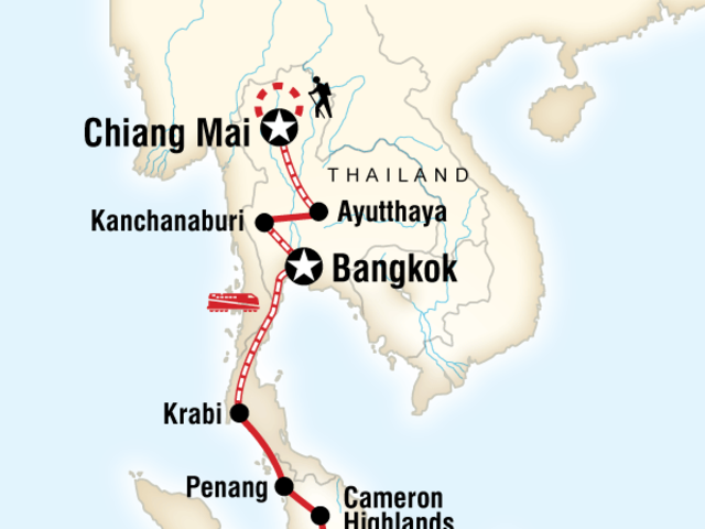Southeast Asia Uncovered