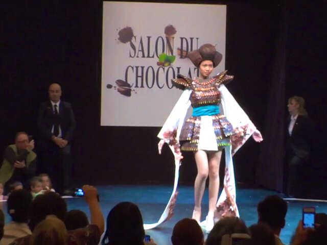 Salon du Chocolat Festival, Paris
