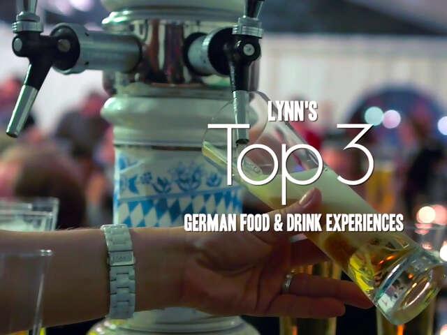 Top German Food & Drink Experiences