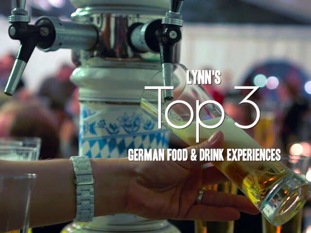 Top German Food & Drink Experiences