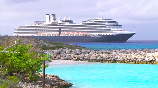 Holland America Line Private Island