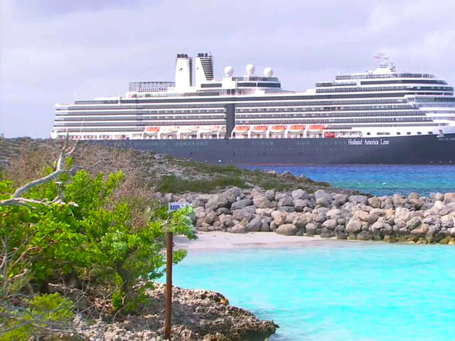 A Day to Play on Holland America Line's Private Caribbean Island