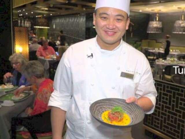 Regent Seven Seas Cruises' Tuna Tartare Recipe from Pacific Rim