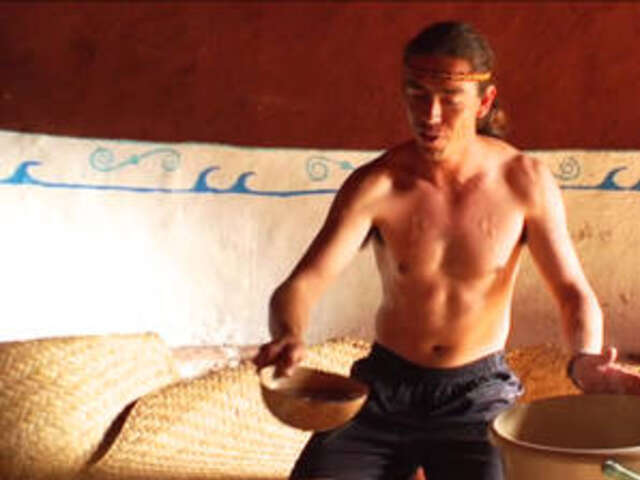 Video: Spiritual Journey at a Traditional Sweat Lodge